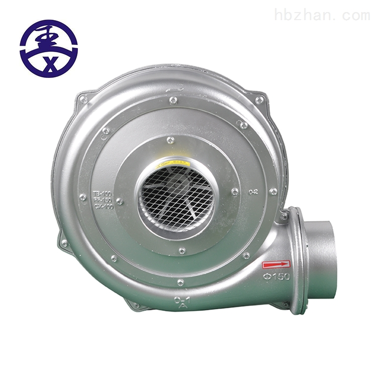 2.2KW管道除尘机,直叶式鼓风机PF150-3