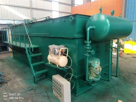 锦州 废旧塑料清洗污水处理设备 工作原理