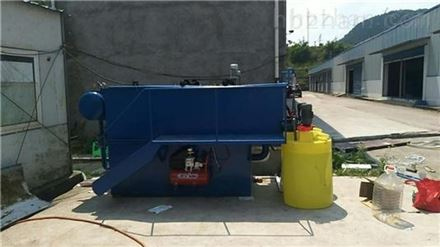 芜湖 再生塑料清洗污水处理设备 安装