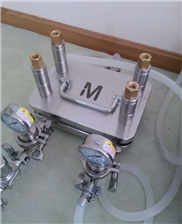 JMCDSPCONSmillipore切向流超滤装置PELLICON夹具