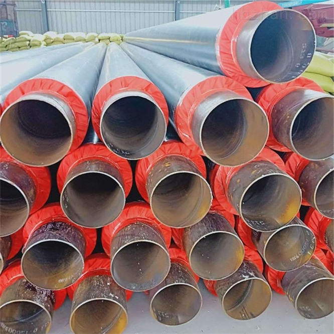 高密度聚乙烯连接套管/聚氨酯保温管生产商