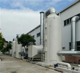 非标定制喷漆房废气处理设备