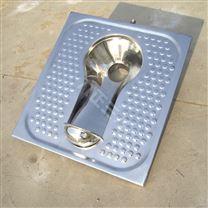 不锈钢蹲便器环保厕具带防滑 SLD-107