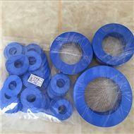 DN50浙江溫州藍色低溫四氟墊