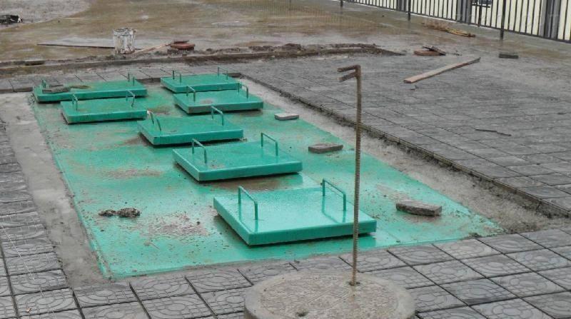 池州新建医院污水处理设备价格
