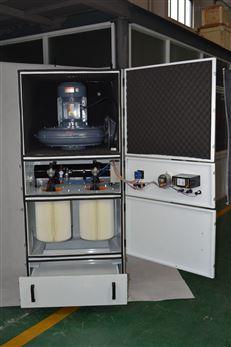 PLC面板控制集尘器