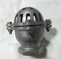 H12W不鏽鋼內螺紋底閥