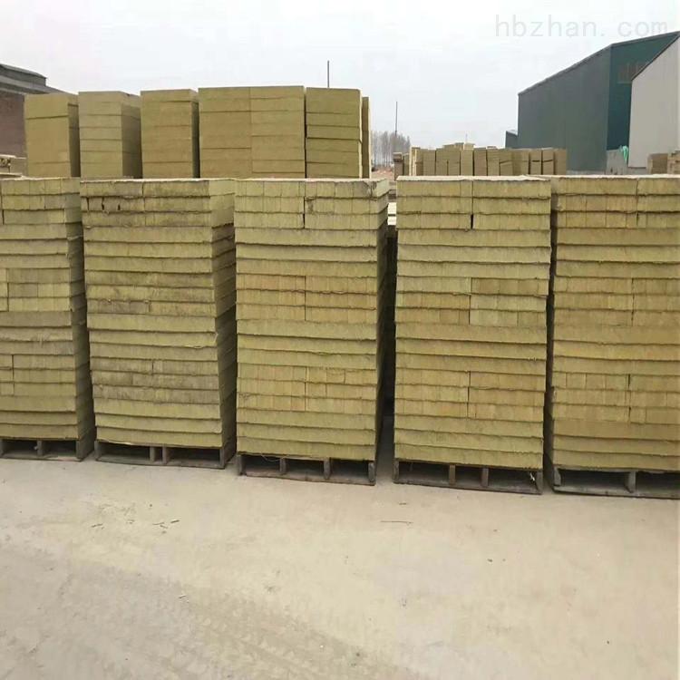 1200*600河南竖丝增强型岩棉复合板