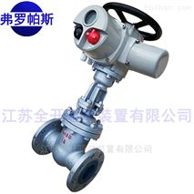 Z941H-25C-DN100調節防爆電動閘閥