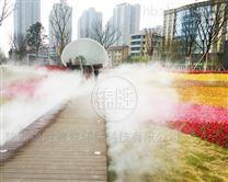 陕西西安高压喷雾降温系统喷雾户外降温方法