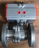 Q641F气动硅溶胶球阀