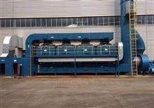 非标定制专业生产食用香料废气处理设备