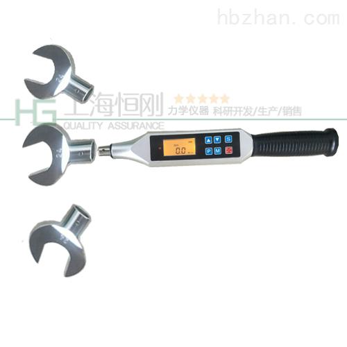 测定螺纹联结预紧力用的扭矩扳手,数显测力矩扳手