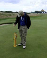 高尔夫球场专用地面硬度测试仪CIST/883