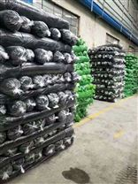三针绿色防尘网 三针黑色盖土网