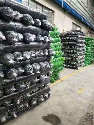 2米-10米6针加密防尘网 6针黑色盖土网