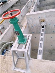 涡轮传动收油管集油管撇渣管