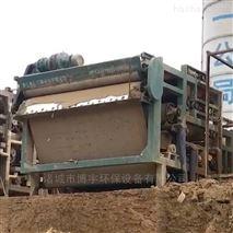 洗砂汙水處理帶式壓濾機