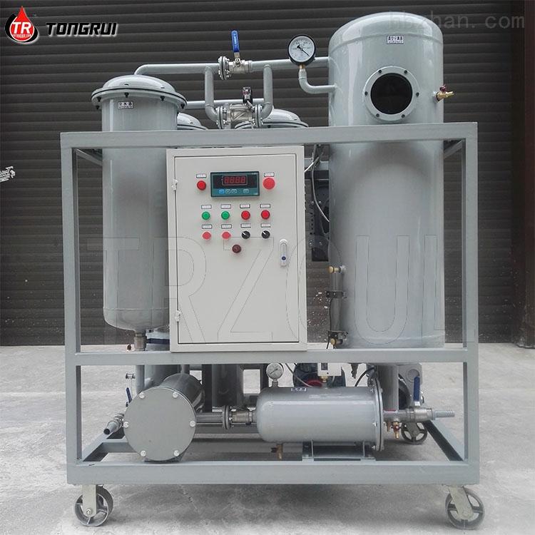 电厂电站锅炉吸风机润滑油真空滤油机GZJ-50