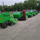 9YJ-1.3130型号玉米秸秆揉丝粉碎打捆机厂家