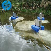 浮筒式微納米曝氣機