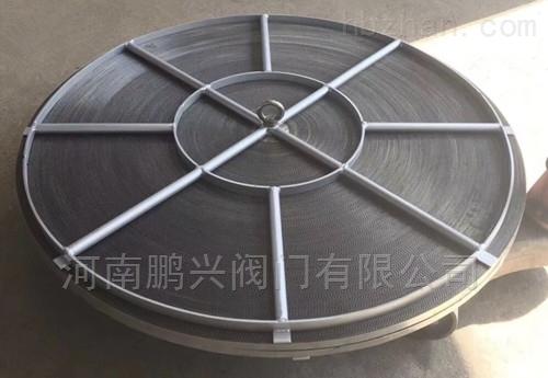 不锈钢波纹板阻火芯