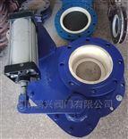 BZ643TC气动陶瓷摆动阀BDF