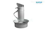 兼氧池2.5KW潜水搅拌机QJB2.5/8-400/3-740