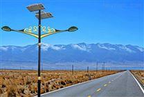 太阳能路灯厂家直销-8到15米可制定