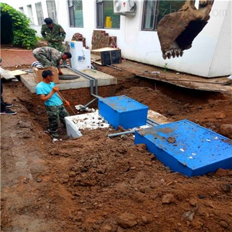 一小时0.5立方米地埋式生活污水处理设备