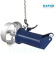 均质固 液 气潜水搅拌机QJB2.2/8-320/3-740