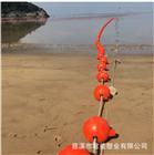 供应湖泊水库拦污浮漂 水上专用塑料浮漂