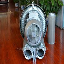 染整机械配套18.5KW高压鼓风机