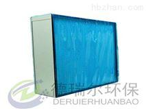德爾鋁框有隔板高效過濾器高效率大風量