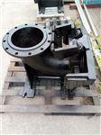 缺氧池泵自动耦合器GAK100 铸铁材质