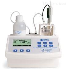 HI84500哈纳HI84500二氧化硫滴定氧化还原测定仪