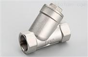 不锈钢Y型过滤器内螺丝SL11W-16P DN6-DN80