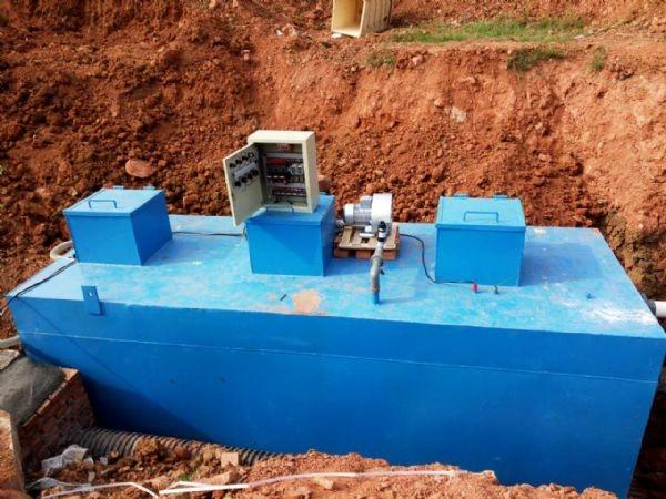 汉中新农村改造污水处理设备型号