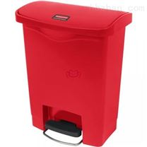 美国乐柏美 1883564前踏式塑料踏板式垃圾桶