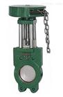 ZL73X链轮式浆液阀