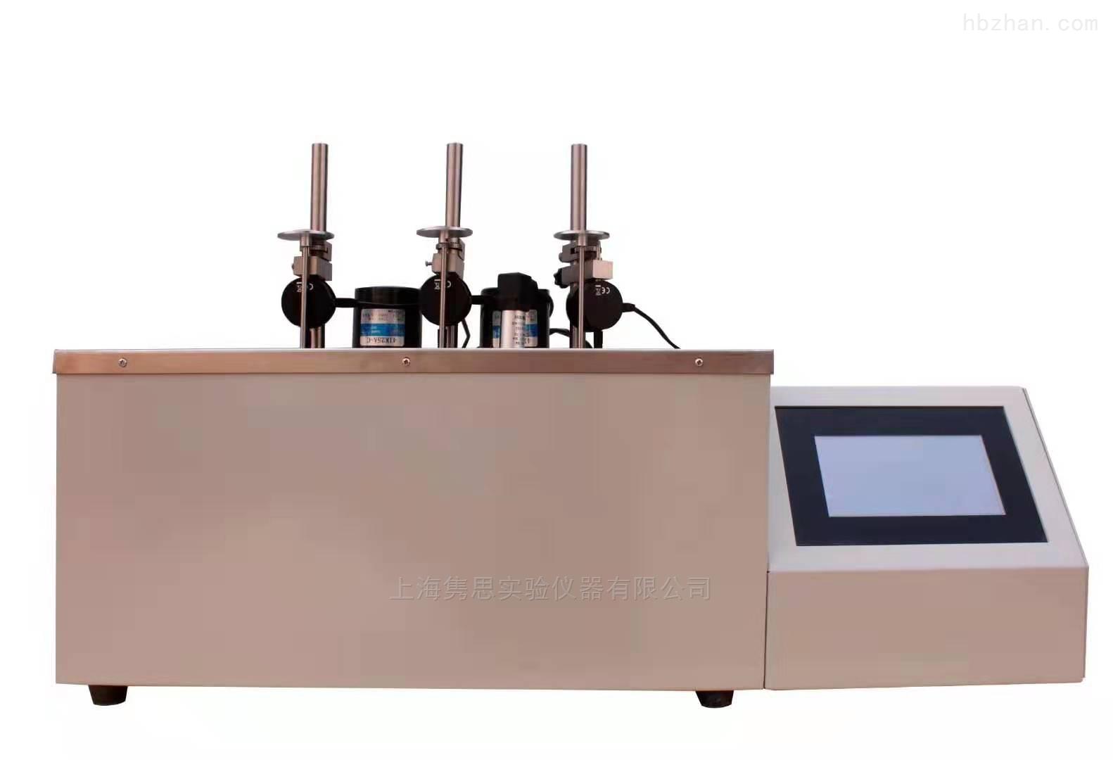 熱變形·維卡溫度測定儀,塑料維卡試驗機
