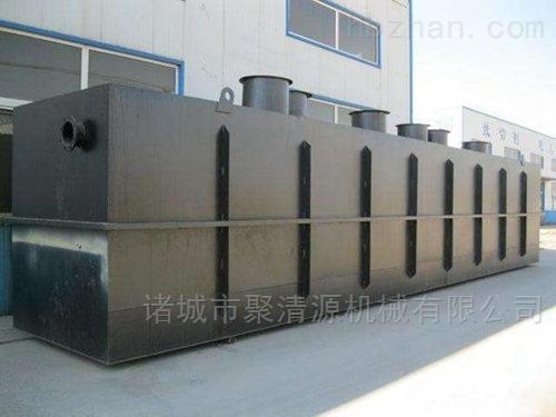 污水处理设备供应厂家