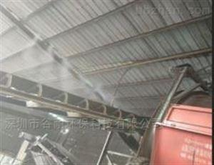 沙料场干雾抑尘设备/谷耐好品牌