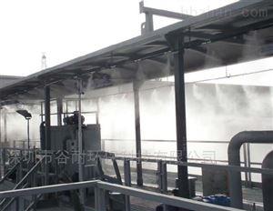 化工场喷雾抑尘设备