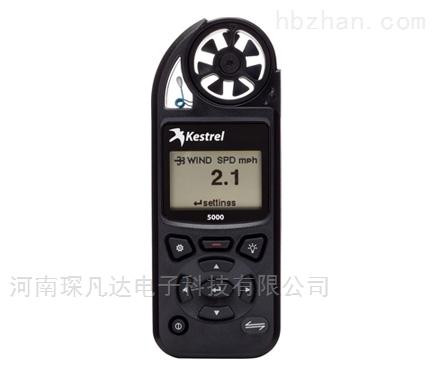 Kestrel 5000手持气象站/风速仪