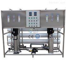 4t/h電子汽車配件清洗用純水設備RO反滲透