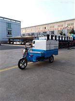 小型电动高压冲洗车