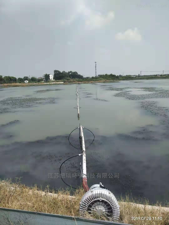 宜兴鱼塘曝气高压气泵