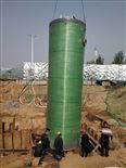 地埋一體化污水提升泵站