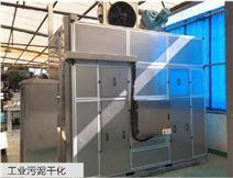小型不锈钢污泥干化机